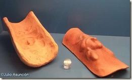 Molde para pebeteros rituales - MUSA - Museo de Alicante