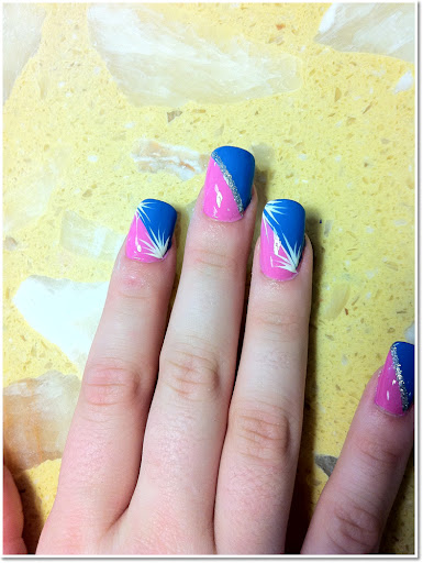 My Manicure Review on Nail Works, Latham NY   Fish