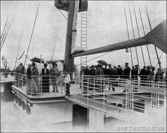 1895-OnThePromenadeDeckOfTheTectonic