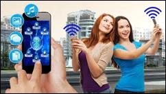 تطبيق نقل ومشاركة الملفات بالبلوتوث للأيفون والأيباد Bluetooth Transfer Free -1