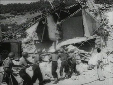 Μία ιστορία για τον πρώτο σεισμό του '53