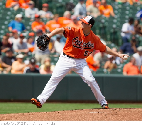 'Zach Britton' photo (c) 2012, Keith Allison - license: http://creativecommons.org/licenses/by-sa/2.0/