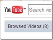 Salvare la cronologia dei video visti su YouTube con Chrome