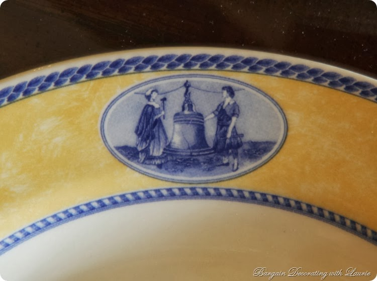 American Heritage Plate