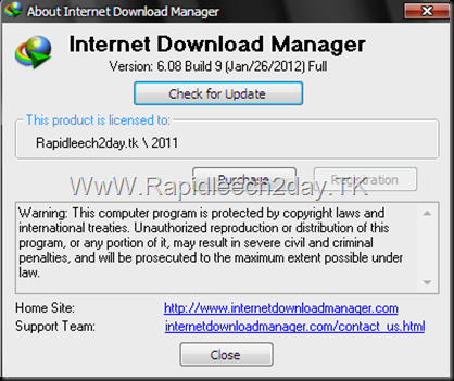 Internet Download Manager (IDM) 6.08 Build 9 Final Full - Working 100% + Multilingual – Preactivated - Silent Installation
