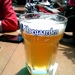 Hoegaarden - best beer of summer in Toronto, Ontario, Canada