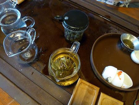 Ceaiul floare din China