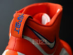 hardwood lebron4 orange 03 First Look at Nike LeBron X Low   Cavs Hardwood Classic?!