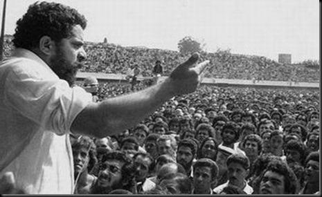 Lula abc da greve