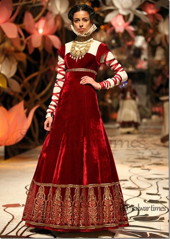 Rohit_Bal_India Bridal_Fashion_Week 2013 (4)