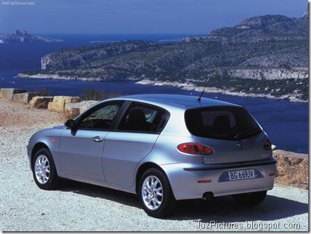Alfa Romeo 147 JTD 16V (2002)2