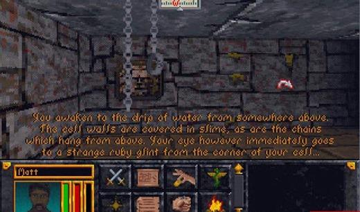 O primeiro jogo: Arena (1994)