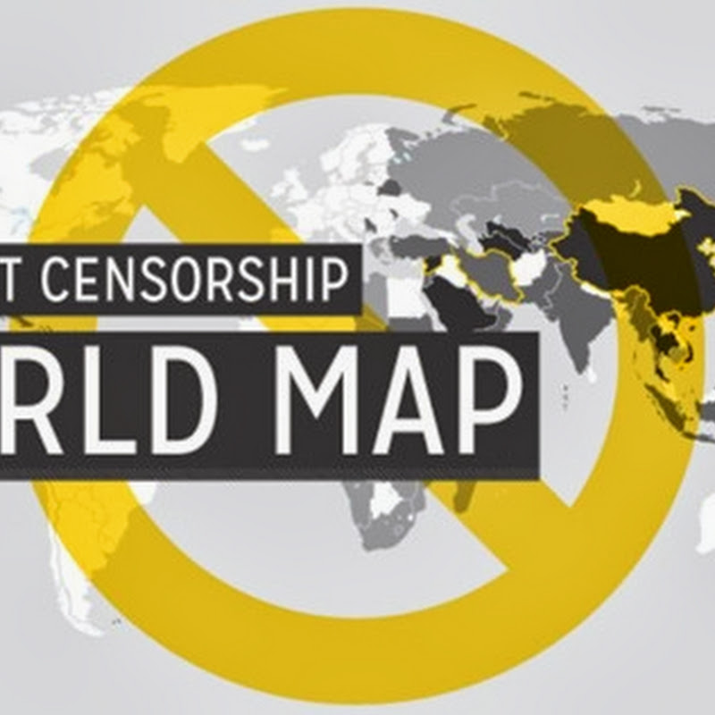 INFOGRAPHIC: INTERNET CENSORSHIP AROUND THE GLOBE