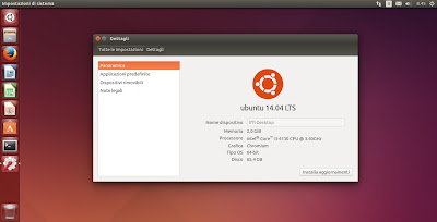 Ubuntu 14.04 Trusty Tahr Beta