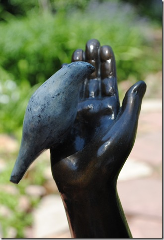 Bronze Sculpture by David Pearson
