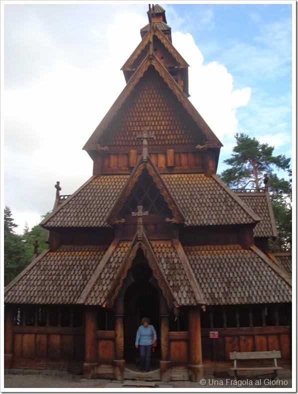 oslo - church