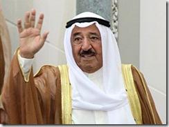 Эмир Кувейта Сабах аль-Ахмад ас-Сабах