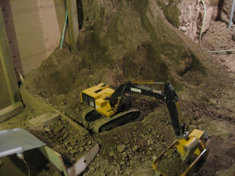 Digging Out Basement Part - 47: ... Lil-Giants-21 ...