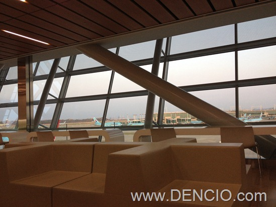 Korean Air Lounge Incheon Airport 38