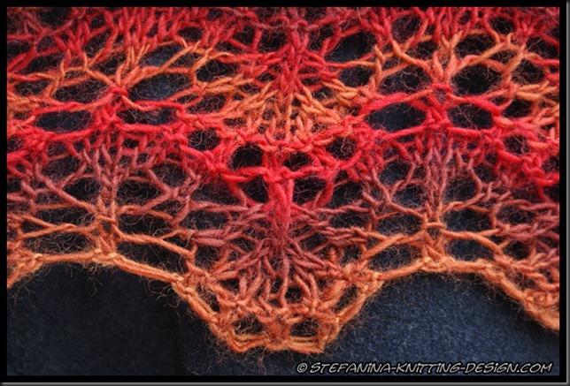 Soir d'automne shawlette (8)