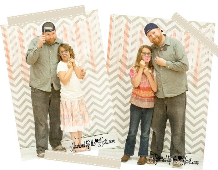 Free Printable Daddy Daughter Party Photo Props