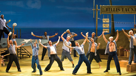 South pacific - New Alexandra theatre, Birmingham