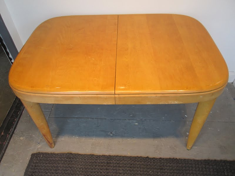 Heywood Wakefield table