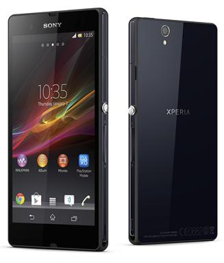 Sony Xperia Z Philippines