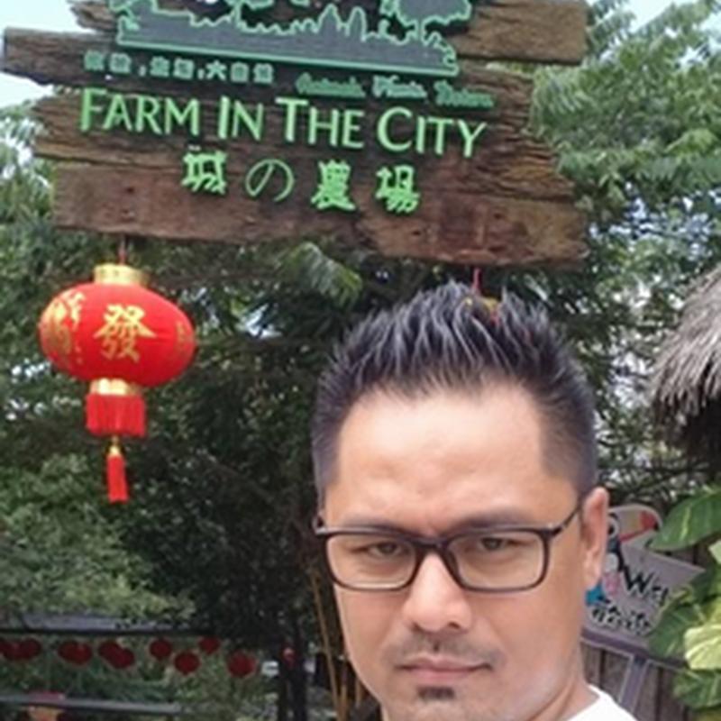 Destinasi percutian menarik : Farm In The City