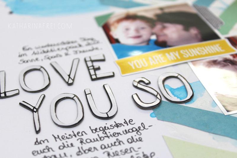 YouAreMySunshine_ScrapbookingPage_KatharinaFrei1