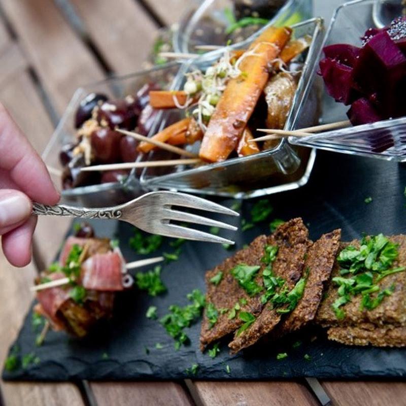 Berlin Restaurant Serves Stone Age Food