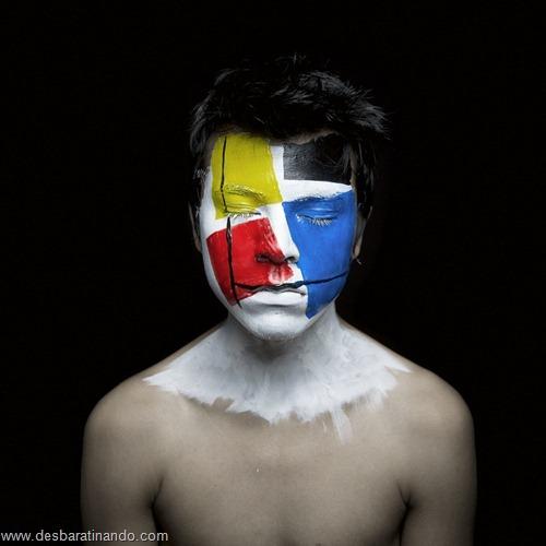 pintura de rosto desbaratinando (18)
