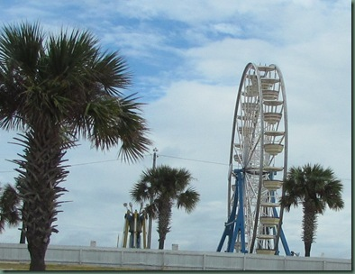 Ferris Wheel on Daytona Beach