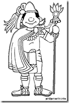Noble azteca
