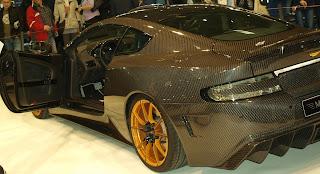 Aston Martin  DB 9 Carbon by Mansory Cyrus