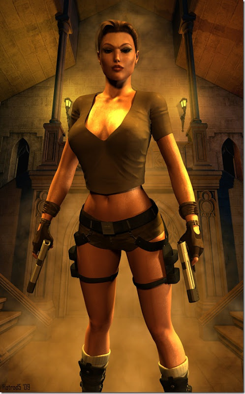 Lara Croft (116)