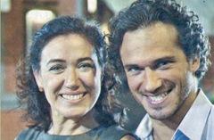Fina estampa - Griselda e Guaracy tem um lindo final feliz