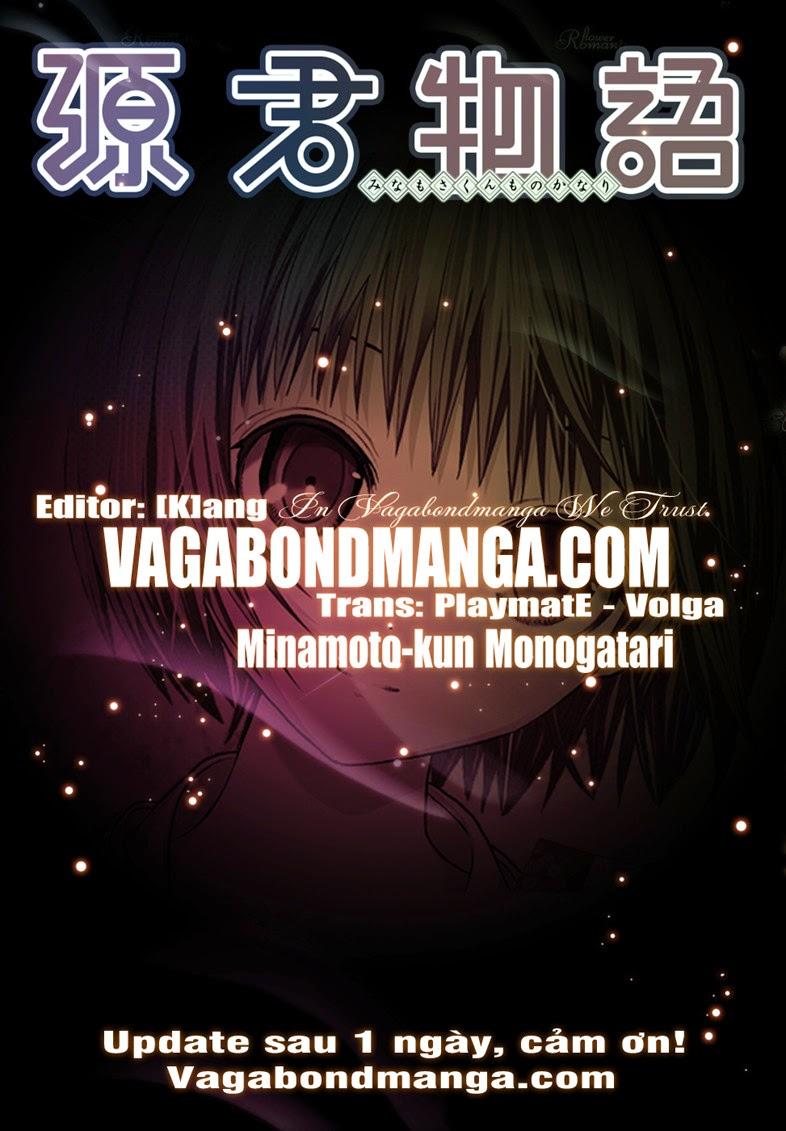 Minamoto-kun Monogatari Chap 87