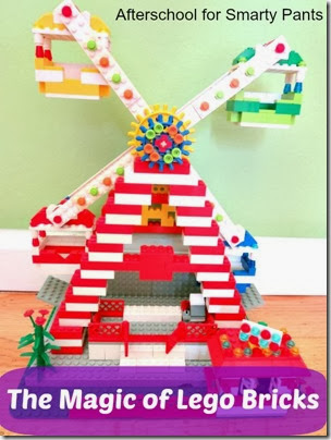 Bulding with Standard Lego Bricks