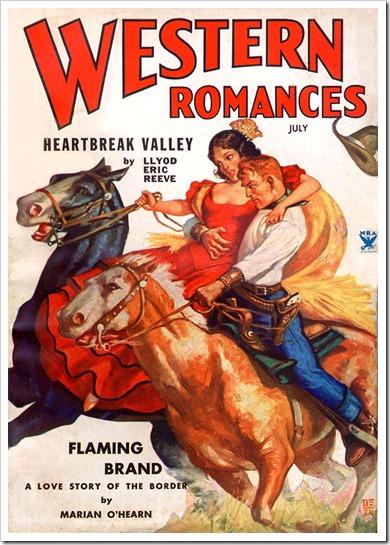 Western Romances 1934-07