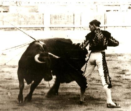 1915-08-22 Joselito San Sebastian Unico espada (Robert Ryan) 001