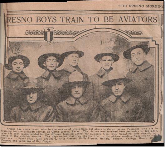 Fresno Boys Train