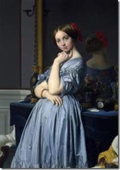 Ingres Comtesse