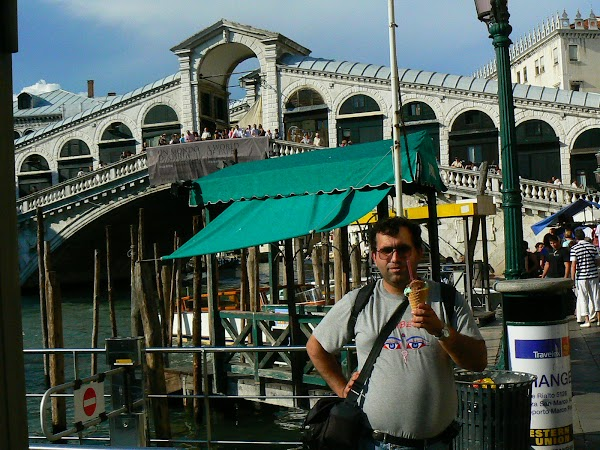 Obiective turistice Venezia: Ponte Rialto.JPG