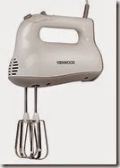 kenwood electric hand mixer