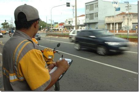 Consultar multa de transito