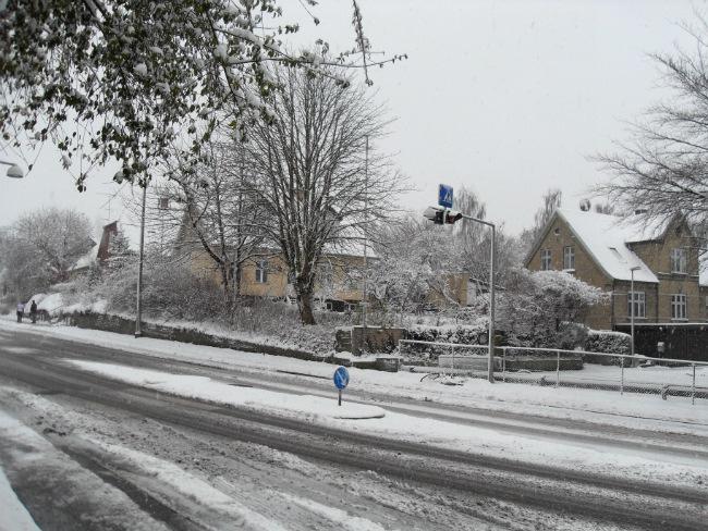 Roskilde, 2. december 2012