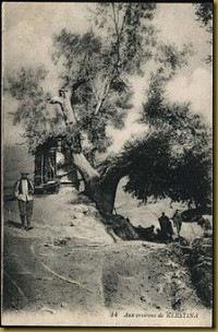 Κλέσστινα - τα χρόνια του Πρώτου Παγκοσμίου Πολέμου