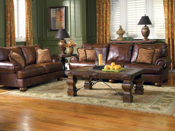 Ideas For Small Living Room With Brown Furniture 2 Living Rooms Ideas