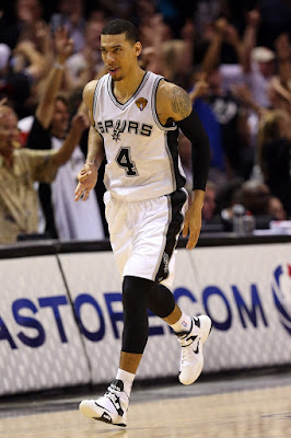 wearing brons nba soldier6 danny green 13 finals Wearing Brons: San Antonio Spurs Manu Ginobili & Danny Green